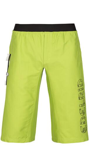 Edelrid Fry Shorts Men chute green